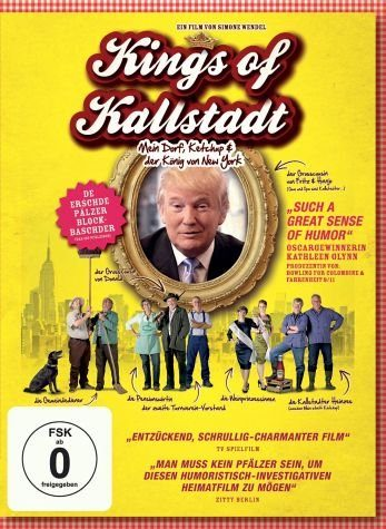 DVD »Kings of Kallstadt«